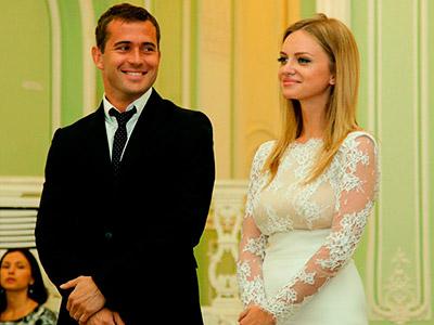 Платье свадебное миланы тюльпановой